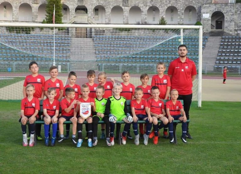 Junior F (Żak) – 2012/2013