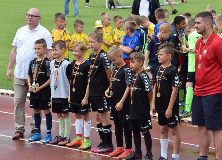 2 miejsce Żaków w Kinder Cup w Słubicach